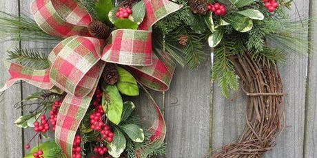 Wreath Workshop - NOV 28 tickets