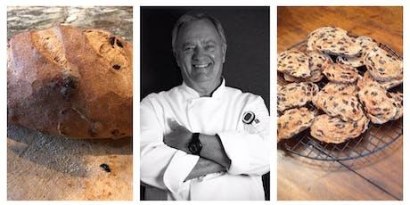 Adult Baking Series - Cinnamon Raisin Walnut Bread & Bread Crisps tickets