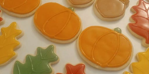 Cookies & Cocktails Class: Fall Themed