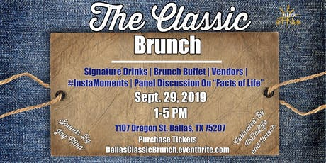 The Classic Brunch tickets