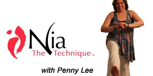 Nia with Penny Lee in Embrun