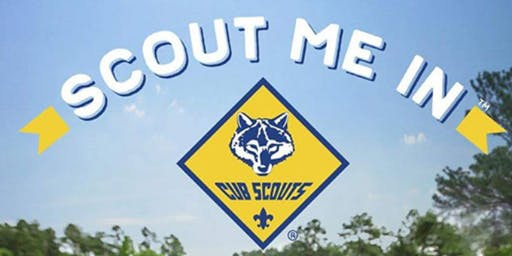 Cub Scout Open House - Pack 007.  Open for Boys & Girls in k-5th