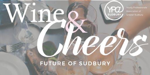 YPA Wine & Cheers 2019