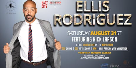 Stand-Up Comedy Night Featuring: Ellis Rodriguez tickets