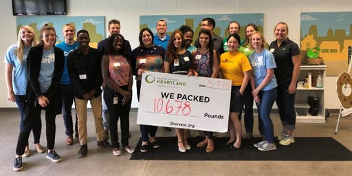 Twin Cities Young Professionals Volunteer Event @ Second Harvest Heartland