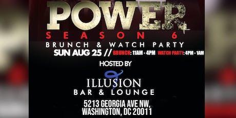 Power Season 6 Brunch/Watch Party tickets