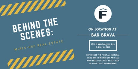Behind the Scenes: Mixed-Use Real Estate tickets