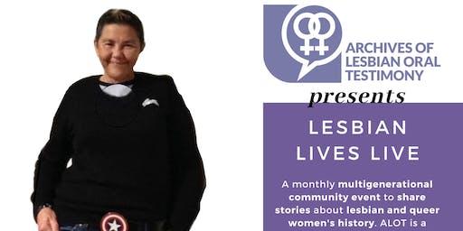 Lesbian Lives Live