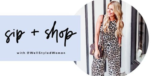 Sip + Style with @WellStyledWoman