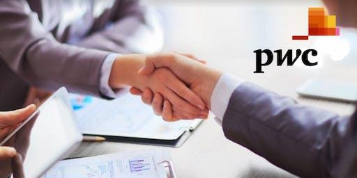 INCAE Career Fair : PricewaterhouseCoopers