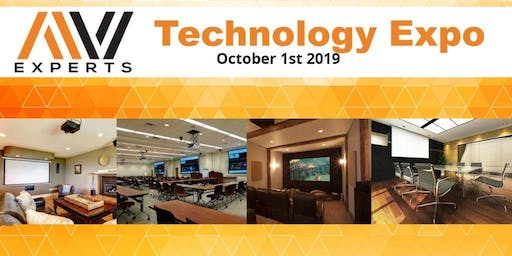 Audio Video Experts - Technology Expo 2019- Double Tree Hotel