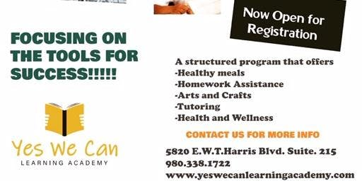 Afterschool Yes We Can Learning Academy