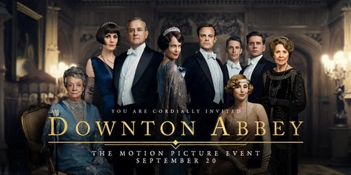 2nd WHYY Advanced Screening: Downton Abbey Film