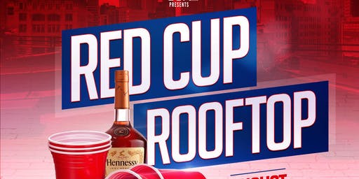 3Fifty Sundays presents Red Cup Rooftop on Aug 25th!