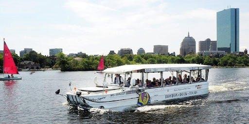 FY101 Excursion - Boston Duck Boat Tour