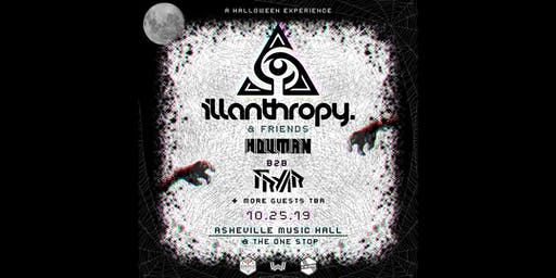 Illanthropy & Friends: An Immersive Halloween Experience | Asheville Music Hall
