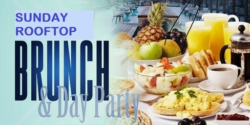 Rooftop Brunch & Day Party