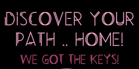 Discover Your Path Home tickets