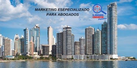 MARKETING ESPECIALIZADO PARA ABOGADOS boletos