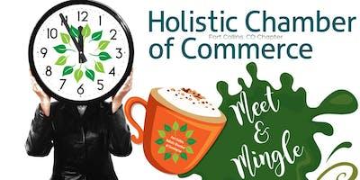 Lunch Meet & Mingle Holistic Chamber of Commerce(FCC)