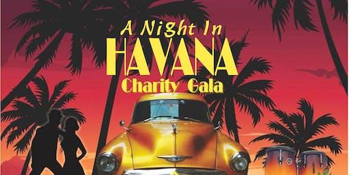 A Night in Havana Charity Gala
