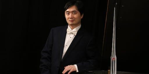 Sheng Cai in Concert, Piano Virtuoso