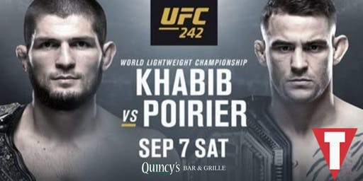 TITLE Boxing Club North Bethesda UFC 242 Watch Party