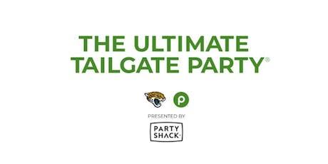 JAX Village: Jaguars vs Tampa Bay Buccaneers tickets
