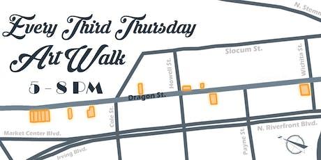Third Thursday's Art Walk with the Dragon Street Galleries tickets
