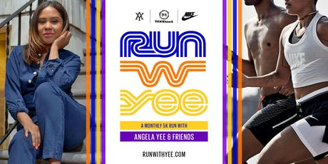 Run With Yee tickets