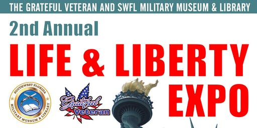 2nd Annual Life & Liberty Expo