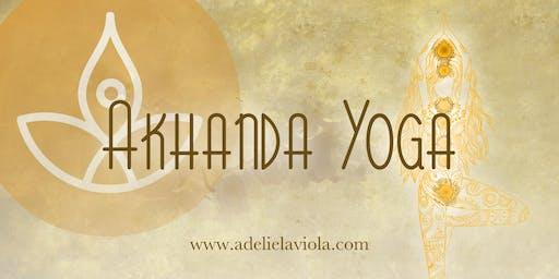 FREE Akhanda Yoga ~ Intermediate ~ 60min