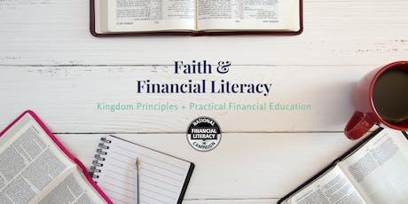 Faith & Financial Literacy tickets