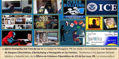 Las Tendencias de los Ataques Cibernéticos en las Familias.  entradas