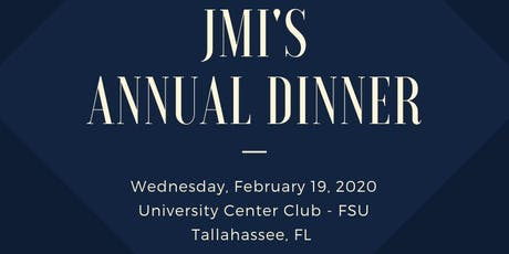 2020 JMI Annual Dinner  tickets