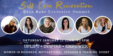 Boss Babe Exclusive Summit tickets
