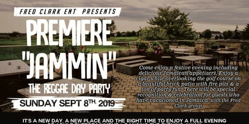 """""""Jammin"""" The Reggae Day Party"""