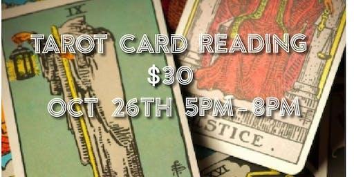 Tarot Card Reading Party!!!
