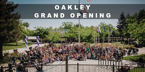 FIT4MOM | Oakley Grand Opening