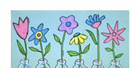 Spring/Easter Painting and Pints Class at The Hop Yard tickets