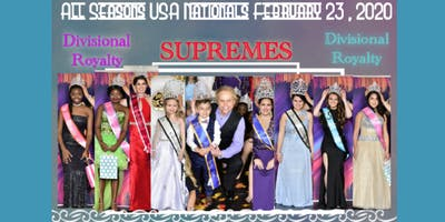 ASUSA National Pageant with Mr. Tim