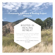 Rooted in Healing Retreat tickets