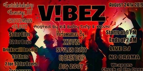 V!BEZ tickets