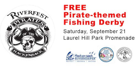 RiverFest: Pirates of the Hackensack Fishing Derby tickets