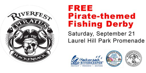 RiverFest: Pirates of the Hackensack Fishing Derby