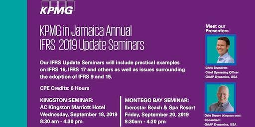 KPMG IFRS Update Seminar- Montego Bay