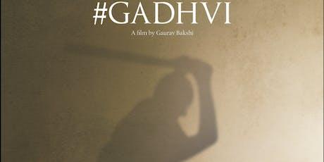 TASFF2019: Gadhvi tickets