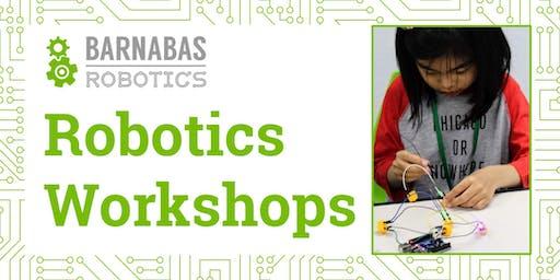 Robotics Workshop Series for Kids
