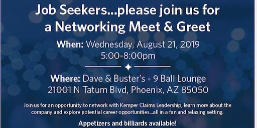 Kemper Insurance Networking Event