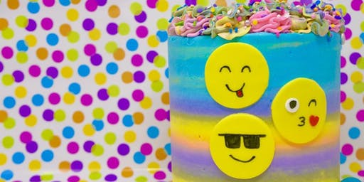 Build Your Own Emoji Cake